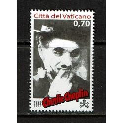 2014 Vaticano Charlie Chaplin MNH/**