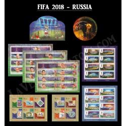 Russa Mondiali di Calcio FIFA 2018 - Raccolta emissioni