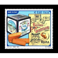 2010 Italia Repubblica Made in Italy - Gentilini MNH/**