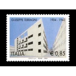2004 Centenario nascita Giuseppe Terragni MNH/**