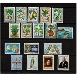 Capo Verde 8 serie complete MNH/**