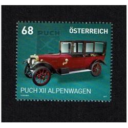 2017 Austria Puch XII Alpenwagen MNH/**