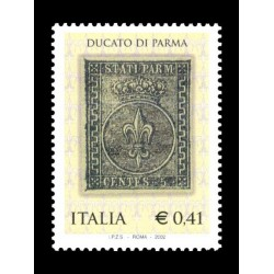 2002 primi francobolli ducato Parma MNH/**