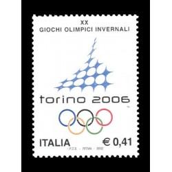 2002 XX giochi olimpici invernali, a Torino MNH/**