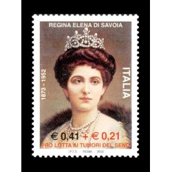 2002 Regina Elena Savoia MNH/**