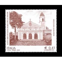 2002 santa Maria delle Grazie Spezzano Albanese MNH/**