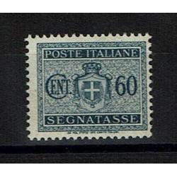 1945 Segnatasse Luogotenenza 60c Sas.91 MNH/**