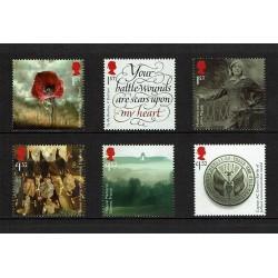 2016 Gran Bretagna Prima Guerra Mondiale WWI