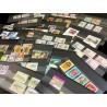 25 cartoncini con serie complete di 25 Nazioni differenti