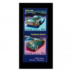 2013 Russia Industria dell'automobile MNH/**