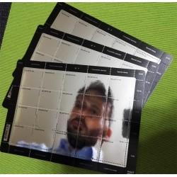2017 Svizzera foglio tablet Selfie - Letter vs E-mail