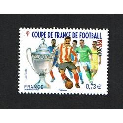 2017 Francia campionato di calcio MNH/**