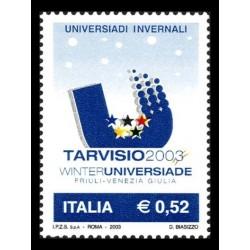 2003 Universiadi invernali Tarvisio 2003 MNH/**