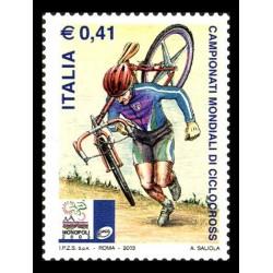 2003 Campionati mondiali ciclocross MNH/**