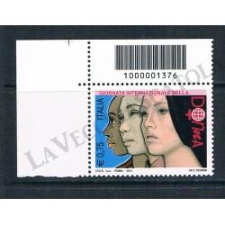 2011 Giornata internazionale della donna Cab:1376 Superiore Sinistro