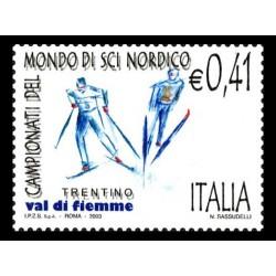 2003 Campionati mondo sci nordico MNH/**