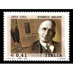 2003 50º anniversario morte Eugenio Balzan MNH/**