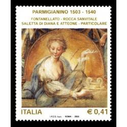 2003 5º centenario nascita Parmigianino MNH/**