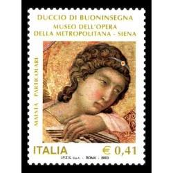 2003 Mostra Duccio Buoninsegna MNH/**