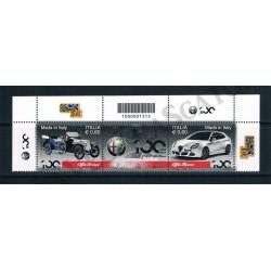 2010 Codice a Barre Made in Italy: Alfa Romeo Cab:1315 Trittico