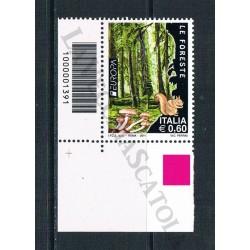 2011 Europa Le foreste CaB:1391 Inferiore Sinistro