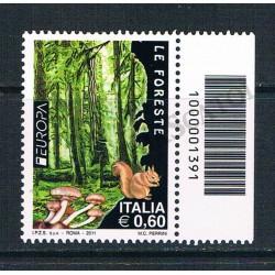 2011 Europa Le foreste CaB:1391 Destro