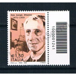 2009 Don Luigi Sturzo CaB:1241
