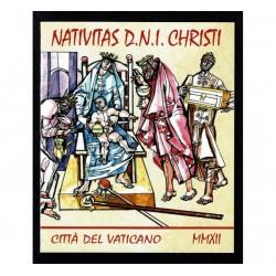 2012 Vaticano il Natale Libretto MNH/**