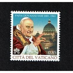2013 Vaticano papa Giovanni XXIII MNH/**