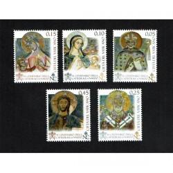 2013 Vaticano Santa Maria di Nardò MNH/**