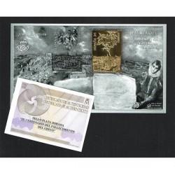 2014 Spagna Unusual lamina d'oro El Greco