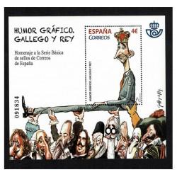 2016 Spagna Umore Grafico - Gallego & Rey