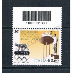 2010 Giochi Olimpici Roma 60 CaB:1357