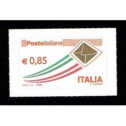 2013 Posta Italiane serie Ordinaria 0,85€