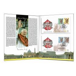 2013 Vaticano Folder Sede Vacante