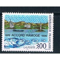 1996 RA.MO.GE. emissione congiunta Francia MNH/**