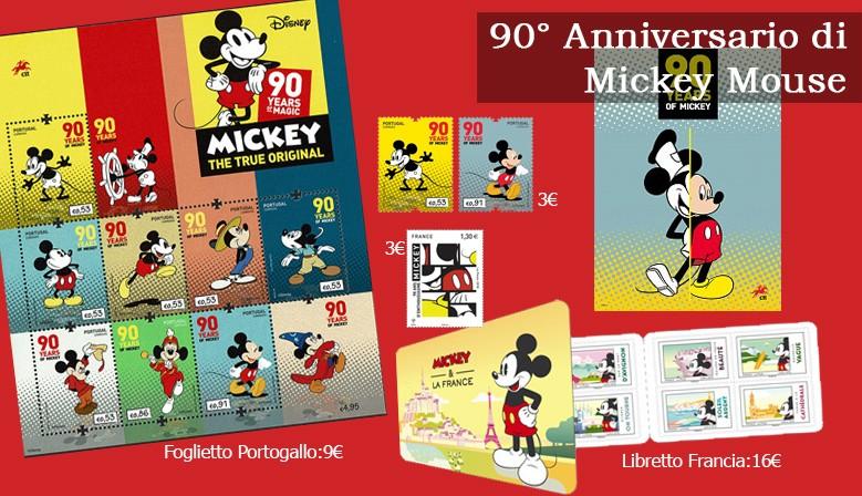 90° anniversario di Mickey Mouse