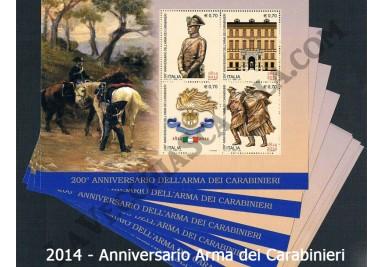 2014 Repubblica - Anniversario arma dei Carabinieri